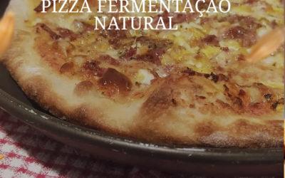 Pizza de Fermentação Natural | O Panifesto